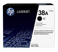 HP LaserJet 38A Black Toner Cartridge